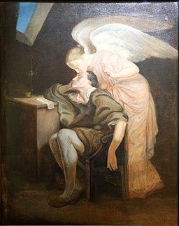 Paul Cézanne - Le rêve du poète