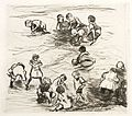 Paul Paeschke Spielende Kinder c1910.jpg