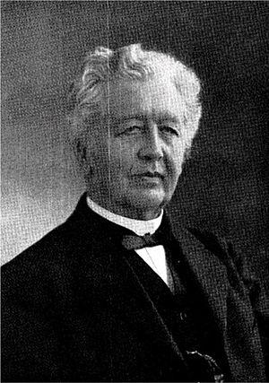 Paul Petter Waldenström