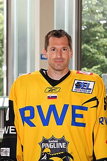 Richard Pavlikovský Slovak ice hockey player and Olympian