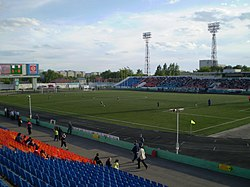 Pavlodar Tsentralny stadium 2009 May 20 001.JPG