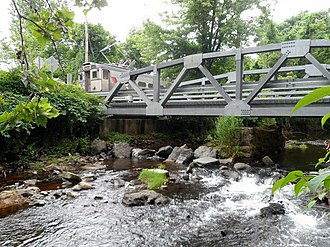 Peapack-Gladstone, New Jersey - Peapack Brook