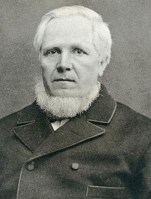 Hästens - Pehr Adolf Janson, founder of Hästens.