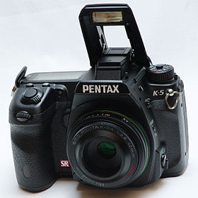 Image illustrative de l'article Pentax K-5