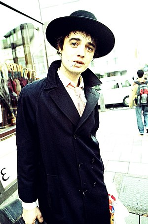 Pete Doherty - Pete Doherty in 2005