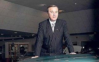 Peter Vardy (businessman) British businessman