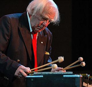 Peter Appleyard Canadian vibraphonist