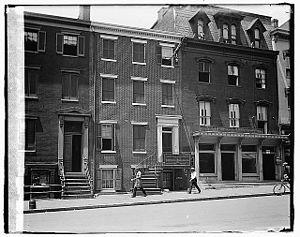 Petersen House - Image: Petersen House