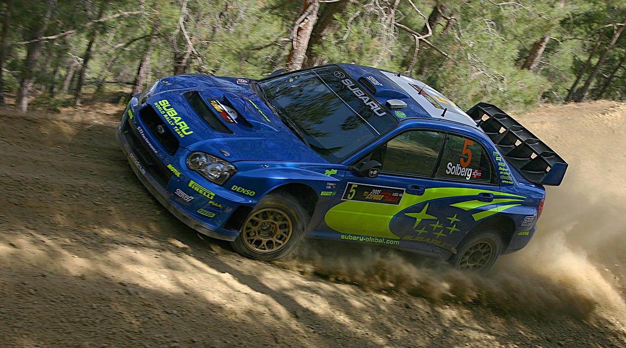 Subaru World Rally Team Wikiwand