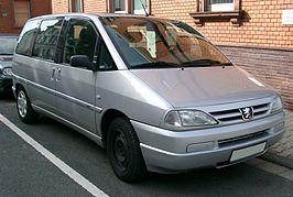 Peugeot 806 - Wikipedia