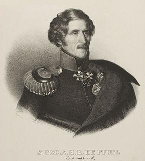 Ernst von Pfuel German general