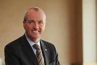 218th New Jersey Legislature - Governor Phil Murphy
