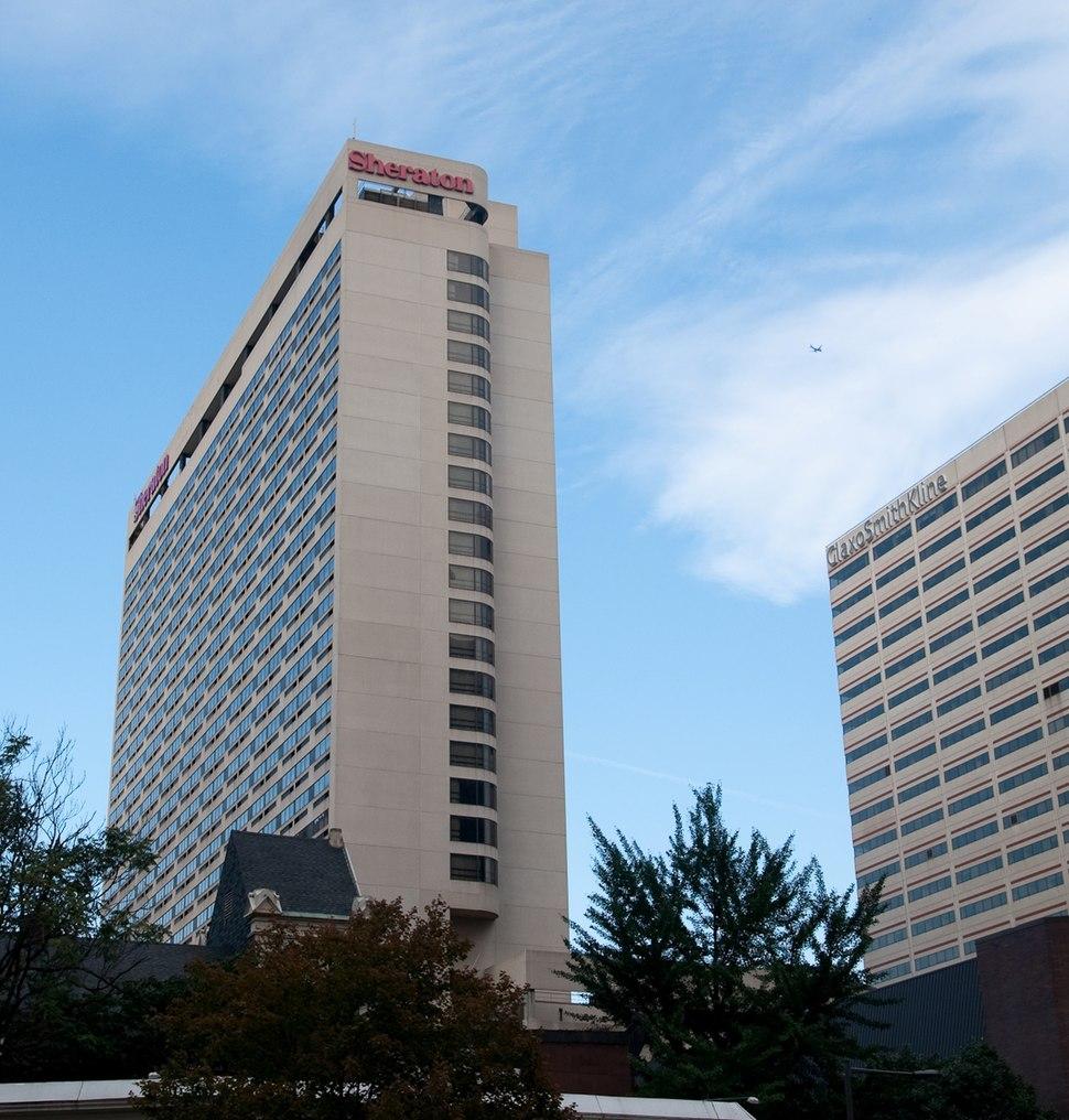 Philadelphia Sheraton Hotel