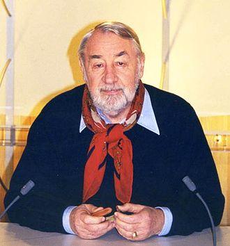 Philippe Noiret - Noiret in 2000