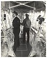 Photograph of Emergency Control Station of a Dirigible - NARA - 6708565.jpg