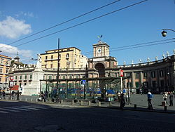 Image illustrative de l'article Piazza Dante (Naples)