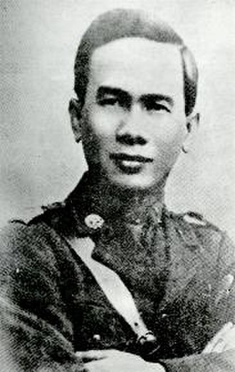 Boworadet rebellion - Luang Phibulsonggram, Commander of Government forces