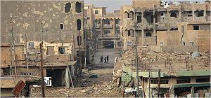 1st Armored Division (United States) - Downtown Ramadi in 2006