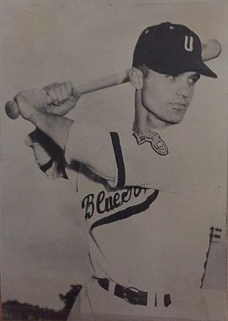 Utica Blue Sox - Image: Picciuto Blue Sox
