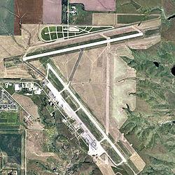 Pierre Regional Airport Wikipedia - Us regional airport map