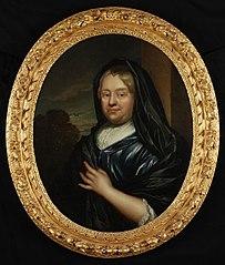 Portret van Maria Schepers (?)