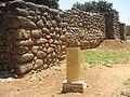 PikiWiki Israel 16975 Tel Dan wall.JPG
