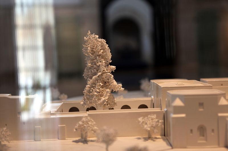 Rockefeller Museum Model Jerusalem