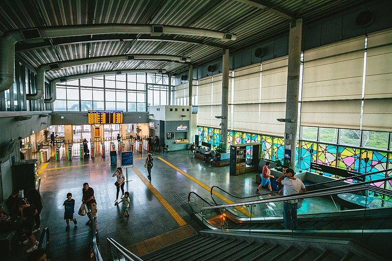 טרמינל תחנת משה דיין