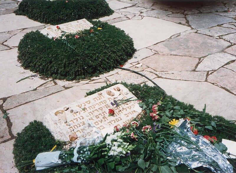 קברה של חנה סנש