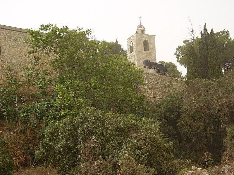 המנזר היווני-אורתודוקסי בהר תבור