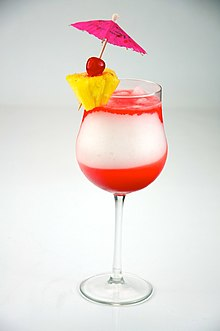 2 Easy Ways to Make a Paper Cocktail Umbrella - wikiHow | 330x220