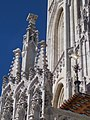 Pinnacles of Matthias Church, 2016 Budapest.jpg