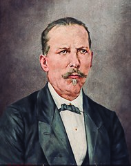 Portrait of Joaquim Pires Pereira de Almeida