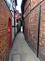 Piries Place alley in Horsham, West Sussex, England.jpg