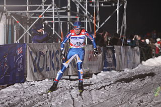 Pirjo Muranen Finnish cross-country skier