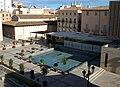 Plaça de l'Almoina des de la catedral, València.JPG
