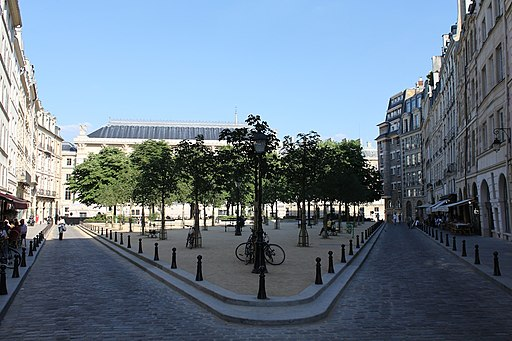 Place Dauphine 3