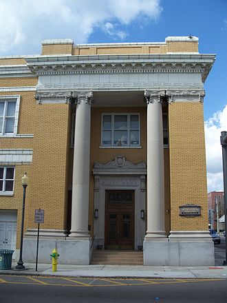 Francis J. Kennard - Hillsboro Bank Building in Plant City