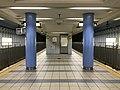 Platform of Nagahoribashi Station (Nagahori-Tsurumiryokuchi Line) 2.jpg