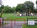 Playground, Omagh - geograph.org.uk - 189168.jpg