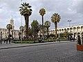 Plaza de Armas Arequipa, Peru.jpg