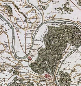 Plan Cadastrale Ville De Soullans