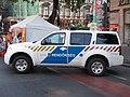 Police Nissan pathfinder, 2018 Terézváros.jpg