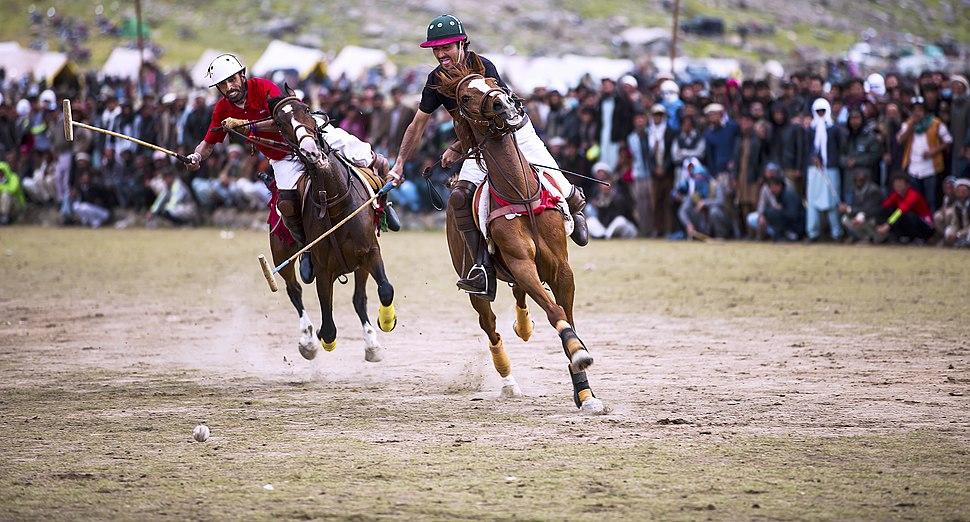 Polo at Shandur Top; Tahsin Shah 05