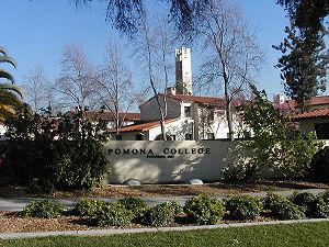 Ed Krupp - Pomona College