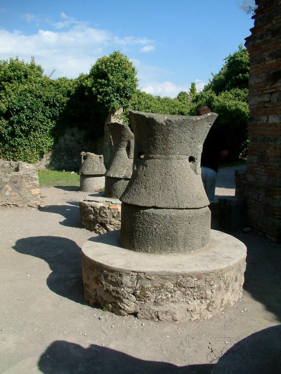 Pompeje zarna