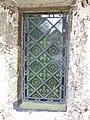 Porch window, All Saints, Hulcott - geograph.org.uk - 261189.jpg