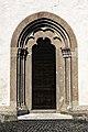 Portal sur da nave da igrexa de Silte.jpg