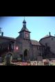Porte du village de Saint Prex , vue extérieur des remparts.png