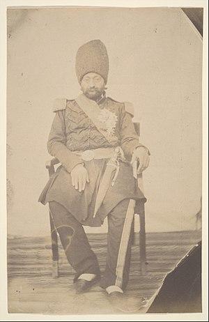 Ardashir Mirza